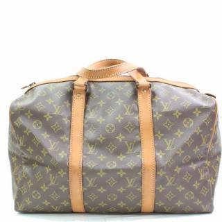 Louis Vuitton Sac Souple 45 Monogram Boston Bag