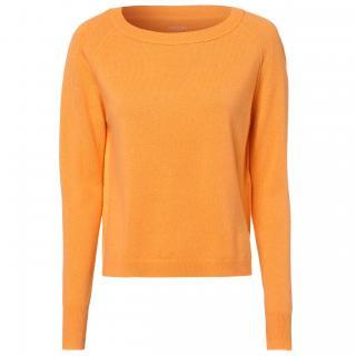 Marc Cain Orange Cashmere Sweater