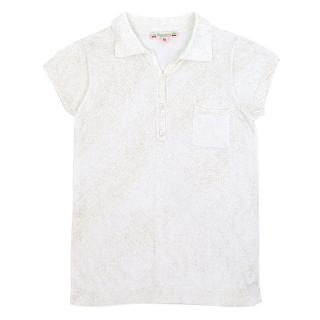 Bonpoint girl's glitter knit top