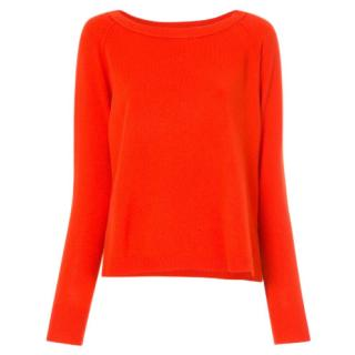Marc Cain Red Sweater
