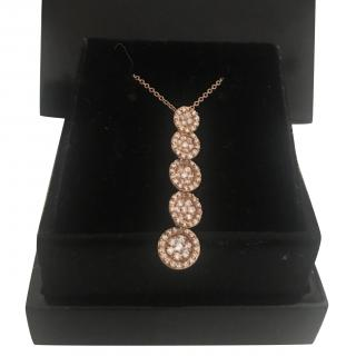 Annoushka Rose Gold Diamond Necklace