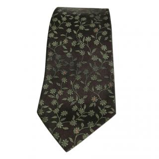 Paul Smith Floral Print Tie