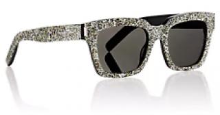 Saint Laurent Glitter sunglasses