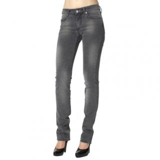 Acne Studios Hex Filter grey skinny jeans