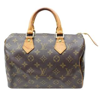 Louis Vuitton Speedy 25 Monogram HandBag