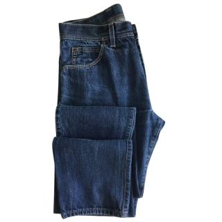 Tom Ford men's blue jeans
