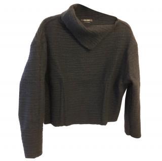 Isabel Marant Wool Asymmetric Sweater