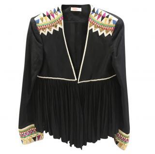 Sass & Bide embroidered sequin jacket