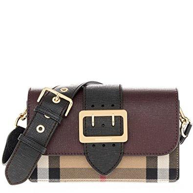 Burberry House Check Buckle Bag  8e338c058d03c