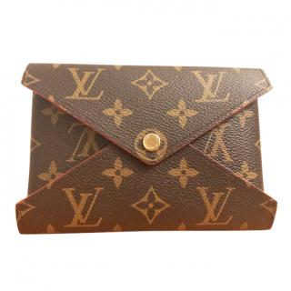 Louis Vuitton Limited Edition red lined Pochette Kirigami medium