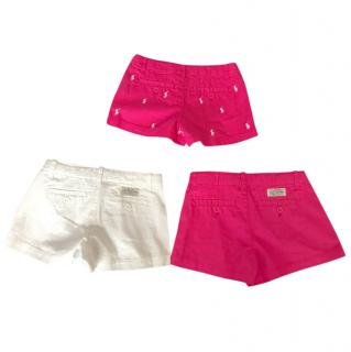 Polo RalphLlauren girls shorts