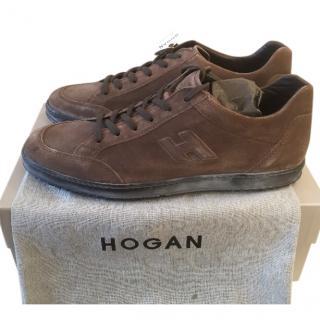 Hogan Brown Trainers