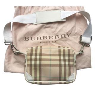 Burberry Candy Check Shoulder Bag