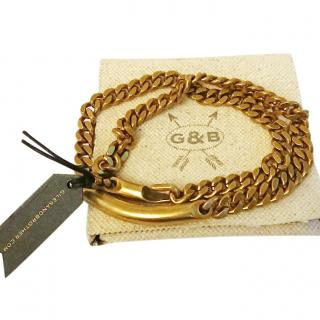 Giles & Brother Mens ID Chain Brand New