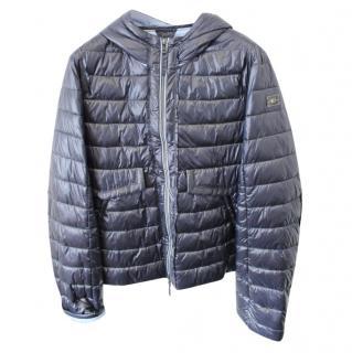 Luisa Cerano Quilted Puffer Coat