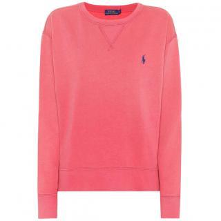 Ralph Lauren Gun Red Sweater