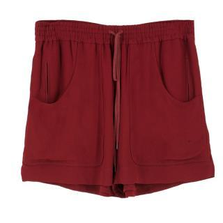 Chloe Wide leg shorts