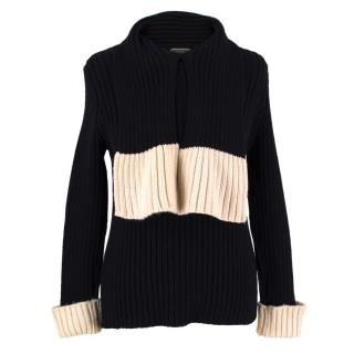 Joseph Chunky Ribbed Knit Jumper