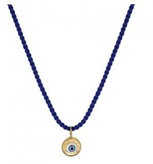 Luis Morais 18ct Gold Evil Eye Necklace