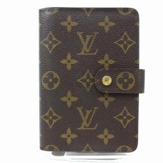 Louis Vuitton Porte Papier Zippe  Monogram Wallet