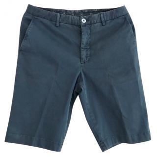 ETRO blue shorts