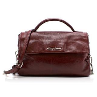 Miu Miu Mini Cherry Red Bag