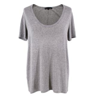 The Row Cotton Jersey T-shirt