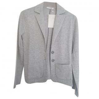 Max Mara stretch cotton blazer