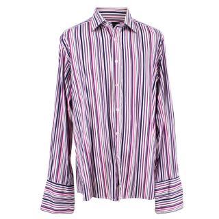 Duchamp Striped Shirt