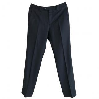 Giorgio Armani suit trousers