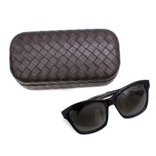 Bottega Veneta Braided Sunglasses