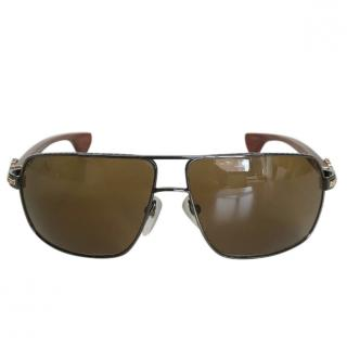 Chrome Hearts Moorehead Sunglasses