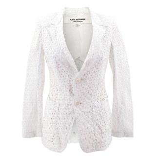 Junya Watanabe X Comme Des Garcons Crochet Jacket