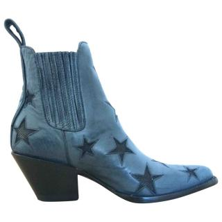Mexicana 'Circus' star cowboy boots