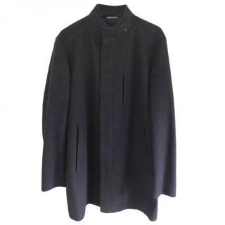 Hugo Boss The Donal Virgin Wool Coat