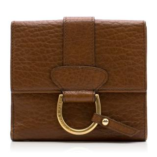 Dolce & Gabbana Brown Leather Wallet