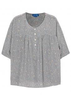 M.I.H. Jeans Zodiac silk blouse