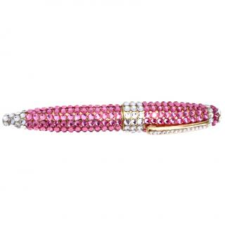 Ambrosia Pink Swarovski Crystal Ball Point Pen