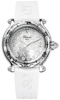 Chopard Diamond Snow Flake Watch