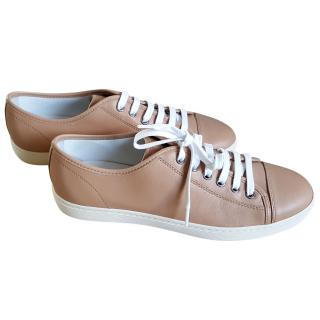 Tod's lace up sneakers