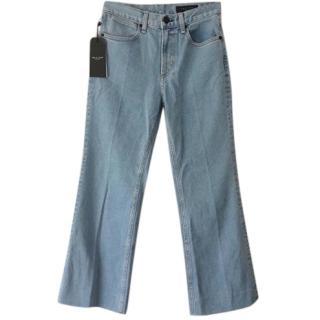 Rag & Bone Wide Leg Justine Jeans