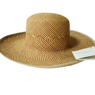Sensi Studio Handmade Straw Hat