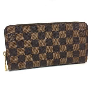 Louis Vuitton Damier Zip Around Wallet