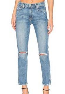 GRlLFRND Naomi High waisted denim jeans