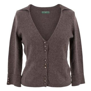 Holland and Holland Cashmere Cardigan