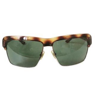 Miu Miu Tortoise Shell Sunglasses