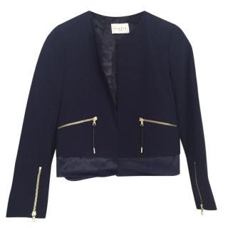 Sandro navy jacket