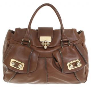 Celine Brown Crossbody Bag