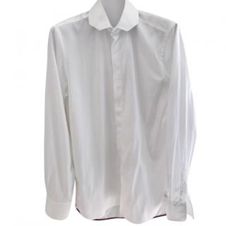 Oswald Boateng white dress shirt