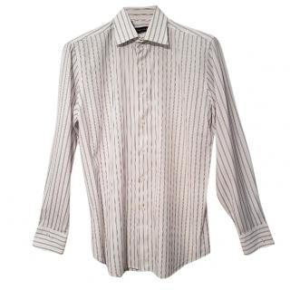 CANALI striped shirt